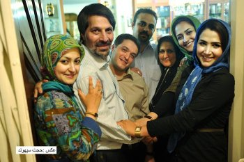 emad_baghi_family_after_release_prison